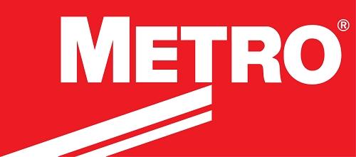 Metro Shelving Logo