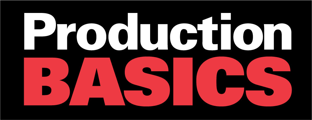 Production Basics logo
